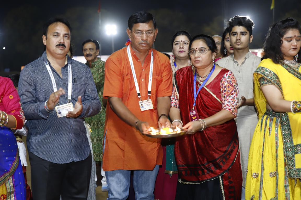 Gandhinagar Cultural Forum 2018 Day 5 (1) Gandhinagar, Gujarat, India.