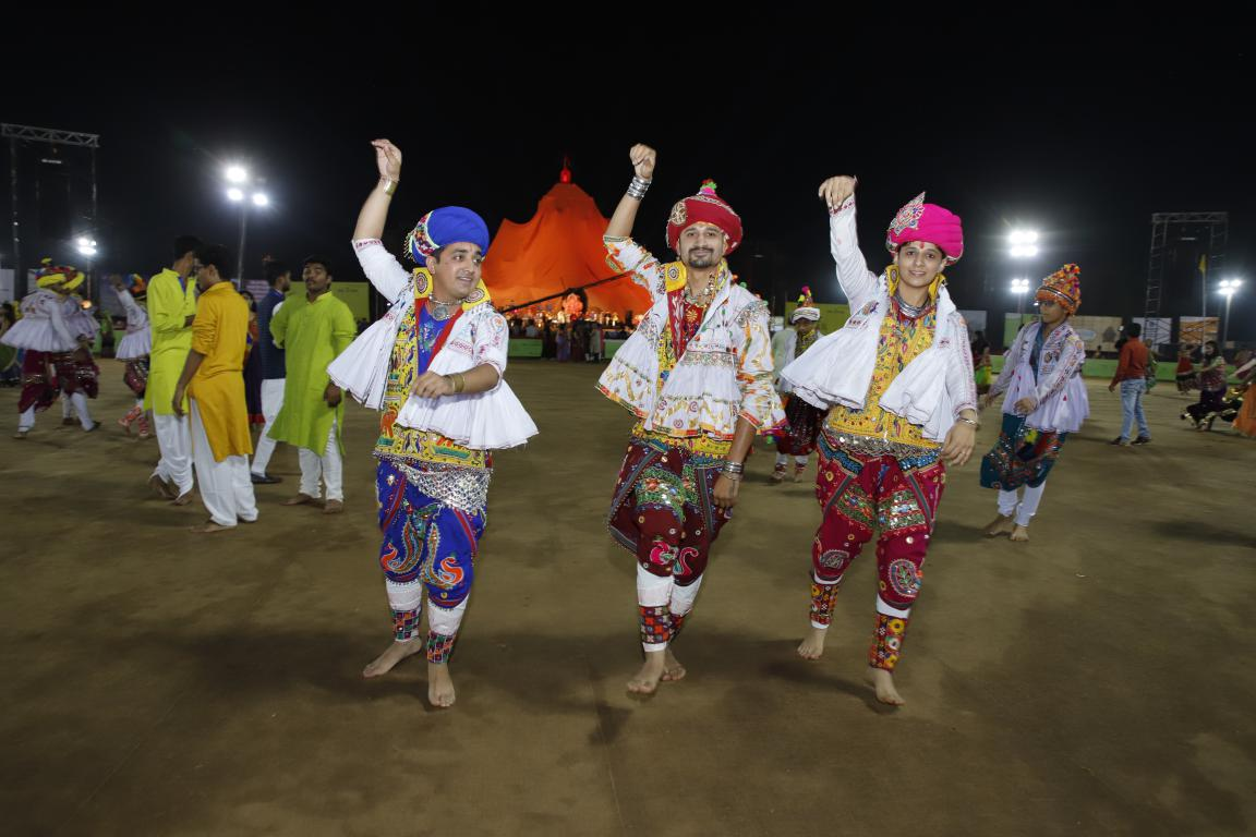 Gandhinagar Cultural Forum 2018 Day 5 (12) Gandhinagar, Gujarat, India.