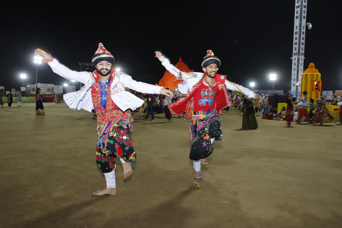 Gandhinagar Cultural Forum 2018 Day 5 (16) Gandhinagar, Gujarat, India.