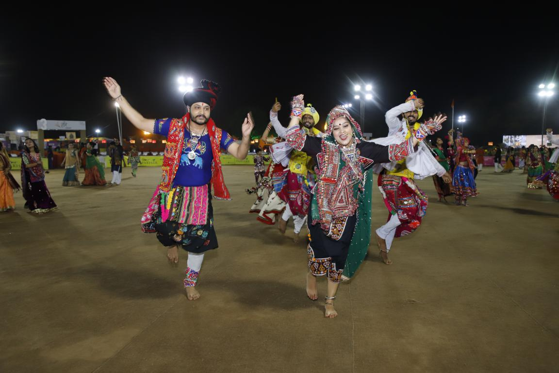 Gandhinagar Cultural Forum 2018 Day 5 (19) Gandhinagar, Gujarat, India.