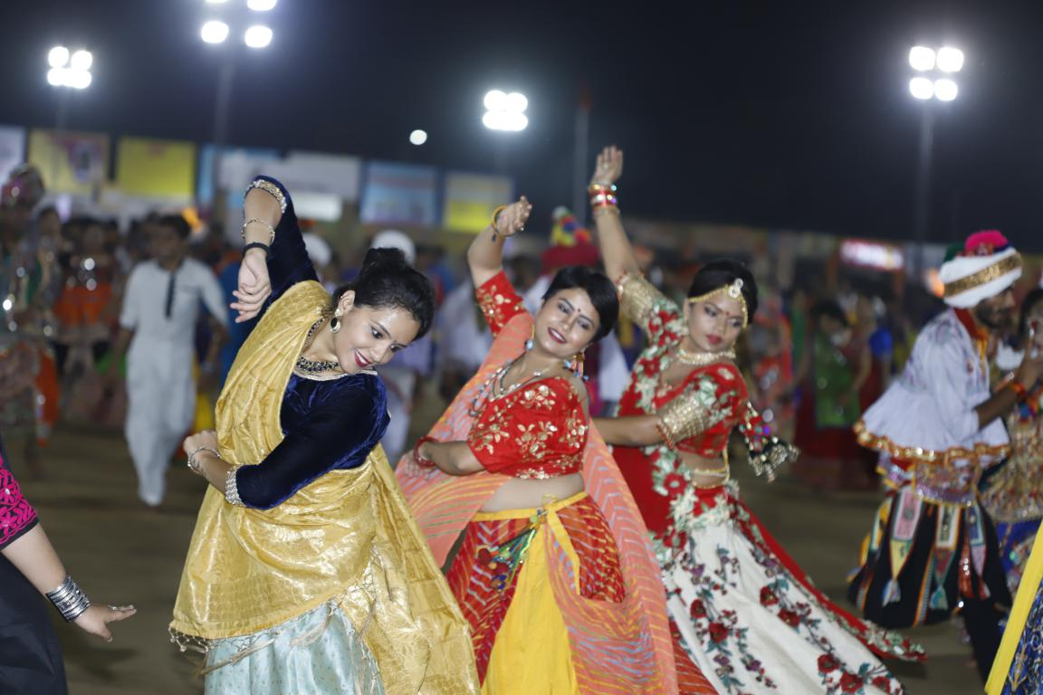 Gandhinagar Cultural Forum 2018 Day 5 (33) Gandhinagar, Gujarat, India.