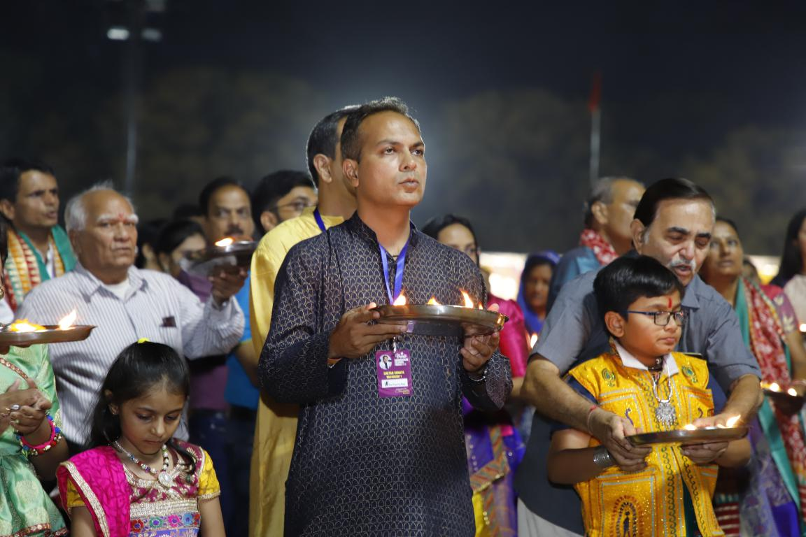 Gandhinagar Cultural Forum 2018 Day 5 (4) Gandhinagar, Gujarat, India.