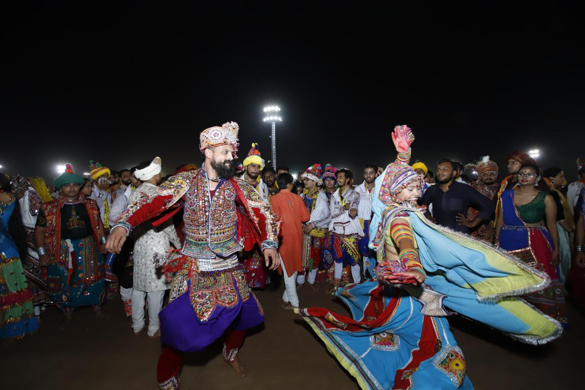 Gandhinagar Cultural Forum 2018 Day 5 (52) Gandhinagar, Gujarat, India.