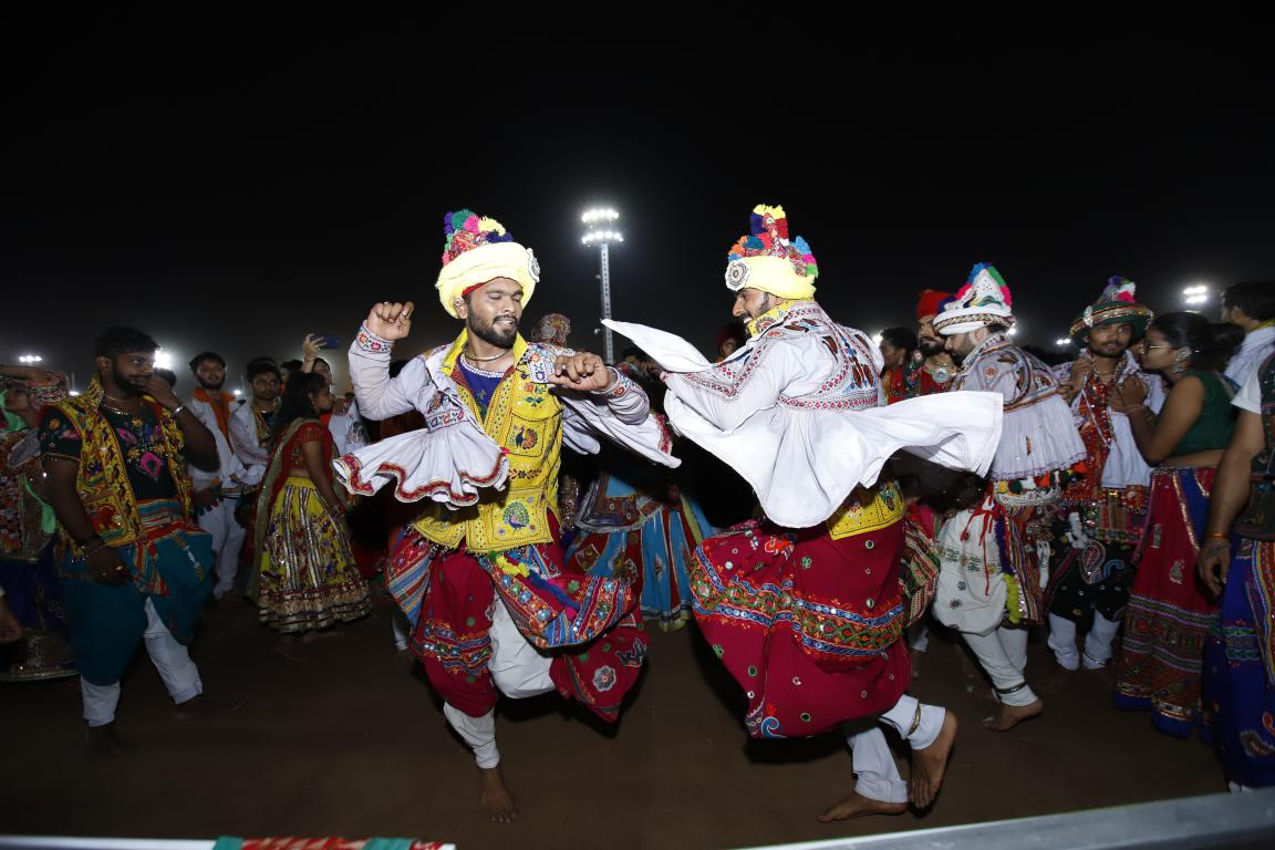 Gandhinagar Cultural Forum 2018 Day 5 (53) Gandhinagar, Gujarat, India.