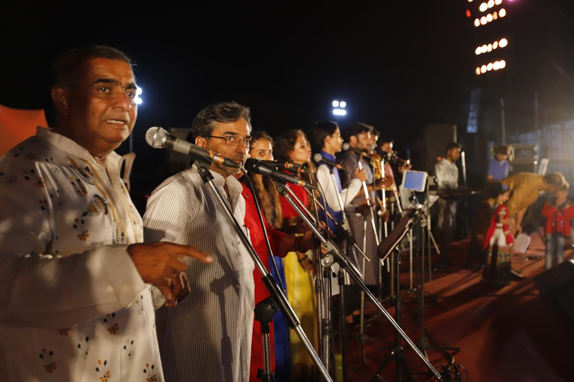 Gandhinagar Cultural Forum 2018 Day 5 (61) Gandhinagar, Gujarat, India.
