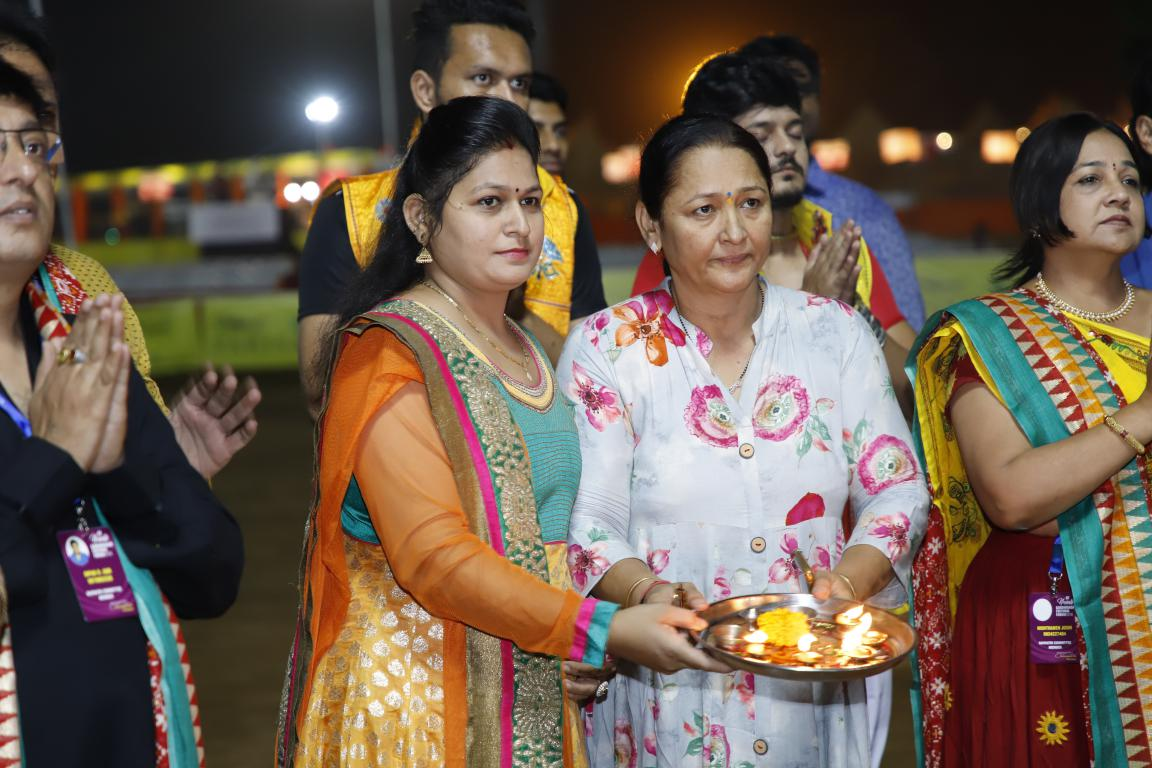 Gandhinagar Cultural Forum 2018 Day 5 (7) Gandhinagar, Gujarat, India.