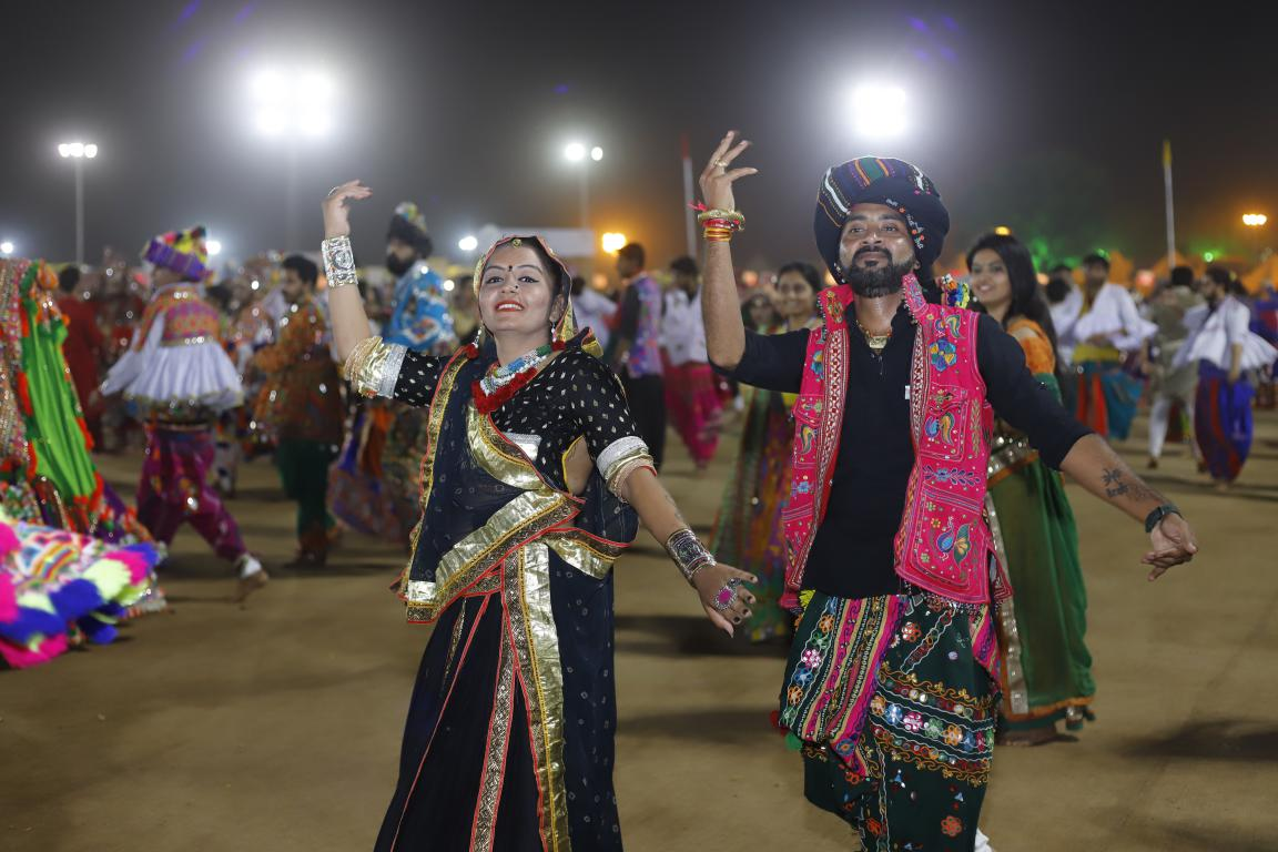Live Gandhinagar Cultural Forum 2018 Day 3 (33)