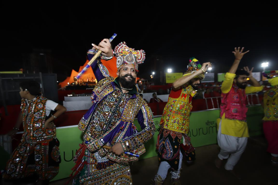 Live Gandhinagar Cultural Forum 2018 Day 3 (50)