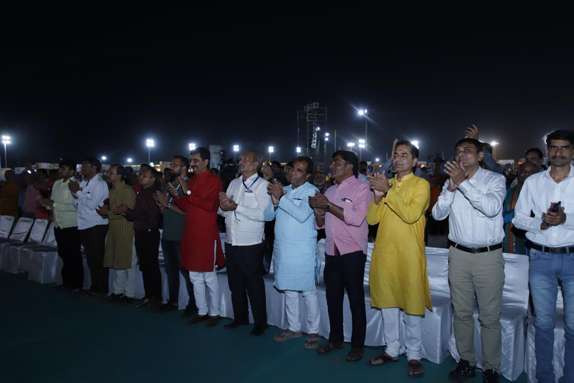 Live Naratri - Gandhinagar Culrural Forum 2018 Mega FInal Day 10 (29)