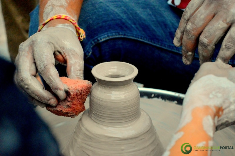 Pottery Workshop : Gandhinagar Gandhinagar, Gujarat, India.