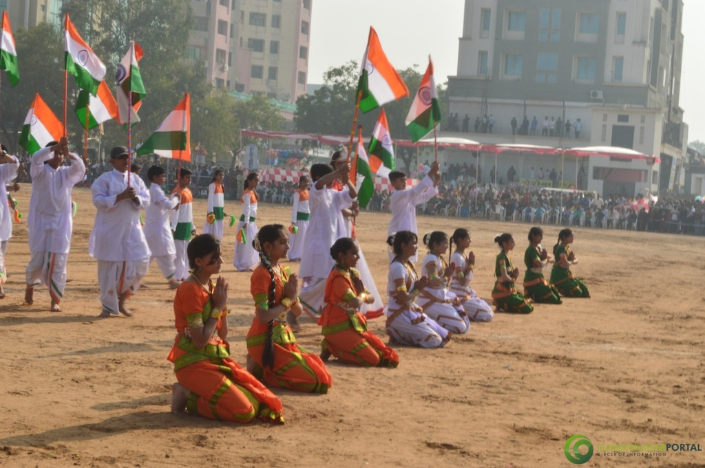 68th Republic Day of India - Gandhinagar