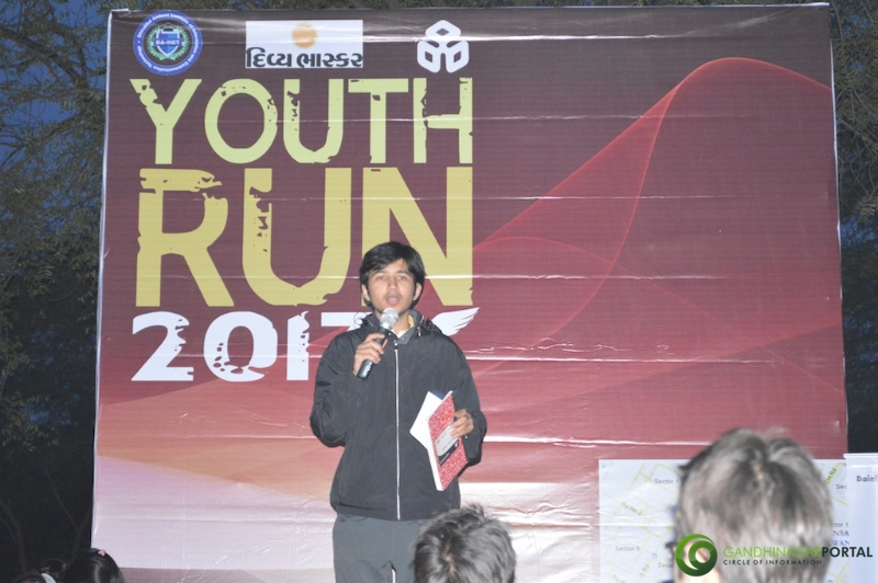 gandhinagar-daiict-youth-run-2013-02 Gandhinagar, Gujarat, India.