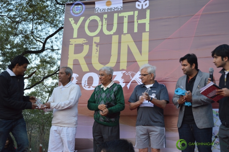 gandhinagar-daiict-youth-run-2013-06 Gandhinagar, Gujarat, India.