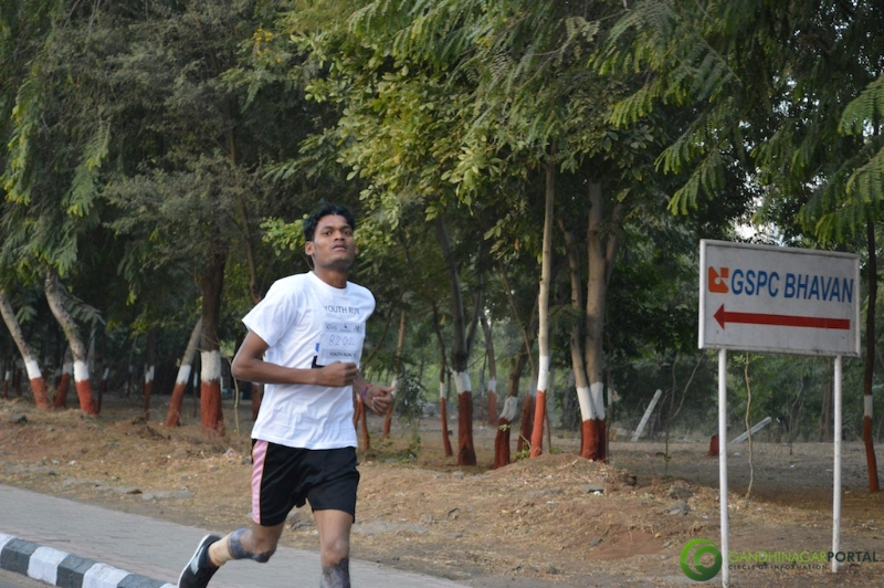 gandhinagar-daiict-youth-run-2013-22 Gandhinagar, Gujarat, India.