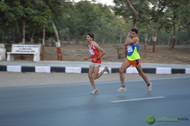 gandhinagar-daiict-youth-run-2013-25 Gandhinagar, Gujarat, India.