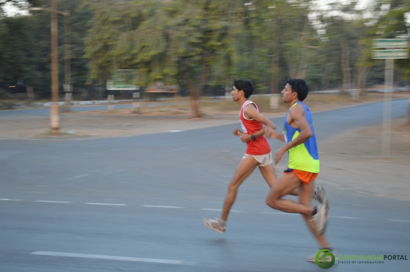 gandhinagar-daiict-youth-run-2013-26 Gandhinagar, Gujarat, India.
