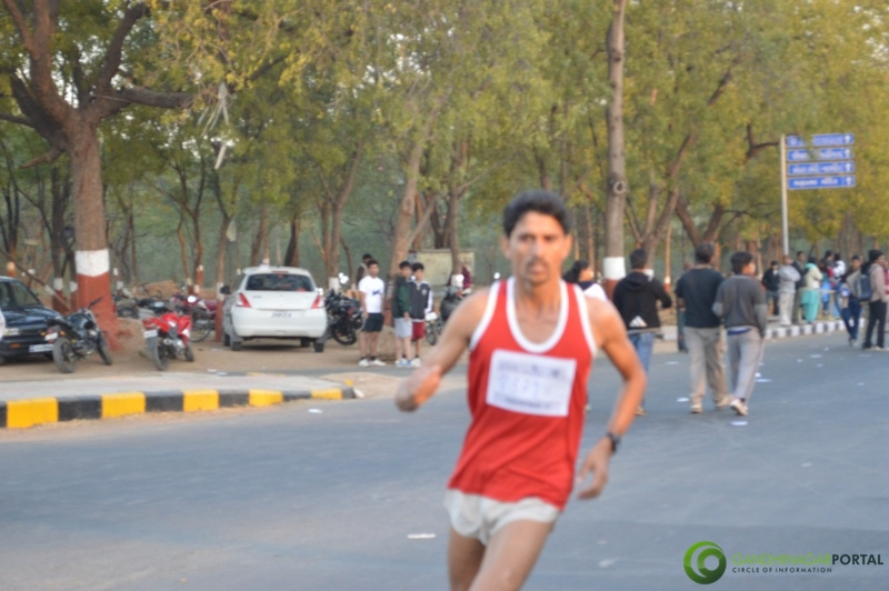 gandhinagar-daiict-youth-run-2013-28 Gandhinagar, Gujarat, India.