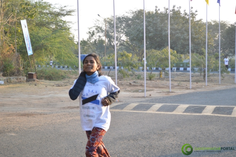 gandhinagar-daiict-youth-run-2013-33 Gandhinagar, Gujarat, India.