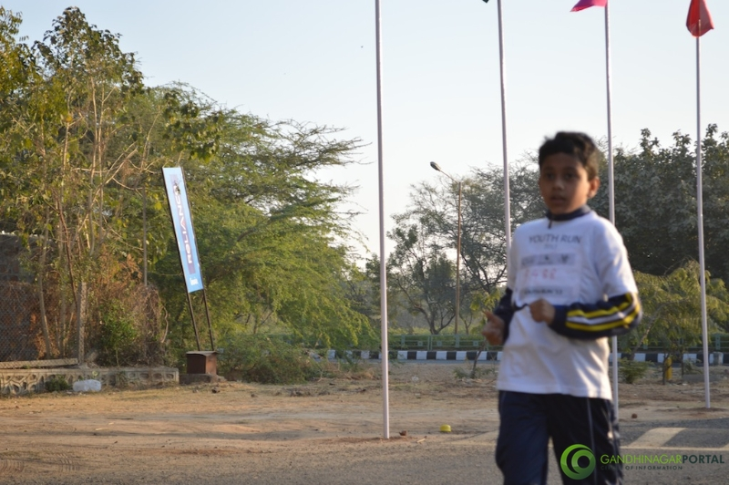 gandhinagar-daiict-youth-run-2013-34 Gandhinagar, Gujarat, India.