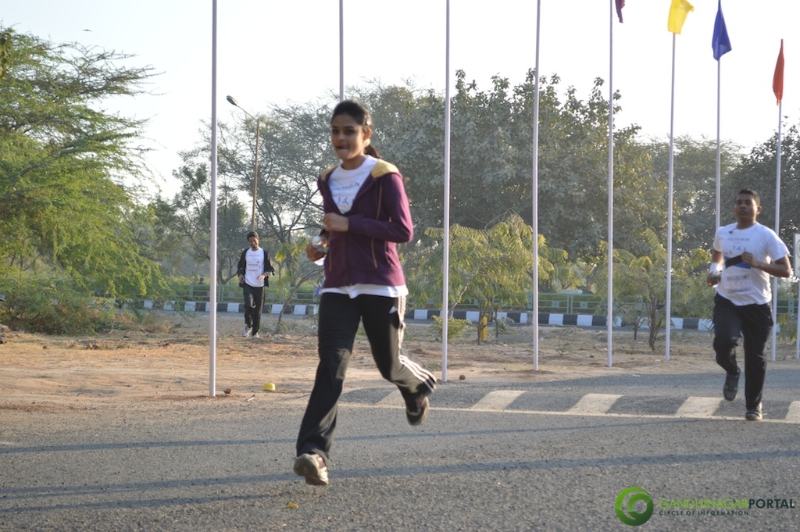 gandhinagar-daiict-youth-run-2013-35 Gandhinagar, Gujarat, India.