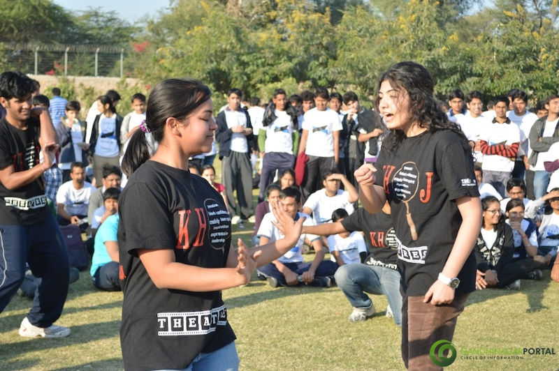 gandhinagar-daiict-youth-run-2013-38 Gandhinagar, Gujarat, India.