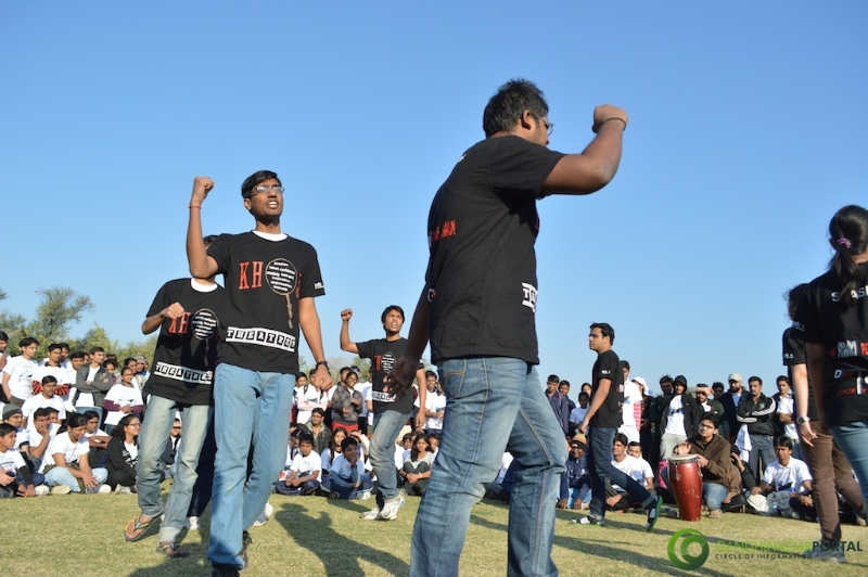 gandhinagar-daiict-youth-run-2013-42 Gandhinagar, Gujarat, India.