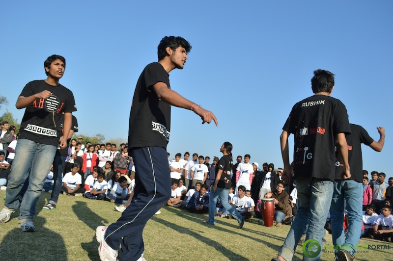 gandhinagar-daiict-youth-run-2013-43 Gandhinagar, Gujarat, India.