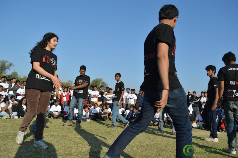 gandhinagar-daiict-youth-run-2013-44 Gandhinagar, Gujarat, India.