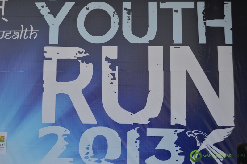 gandhinagar-daiict-youth-run-2013-46 Gandhinagar, Gujarat, India.