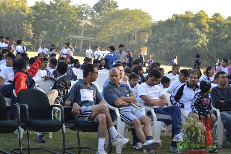 gandhinagar-daiict-youth-run-2013-47 Gandhinagar, Gujarat, India.