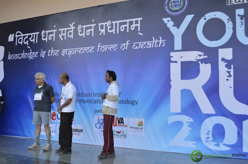 gandhinagar-daiict-youth-run-2013-48 Gandhinagar, Gujarat, India.