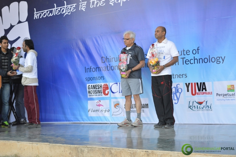 gandhinagar-daiict-youth-run-2013-51 Gandhinagar, Gujarat, India.
