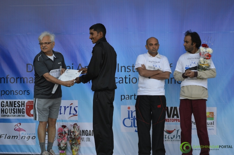 gandhinagar-daiict-youth-run-2013-53 Gandhinagar, Gujarat, India.