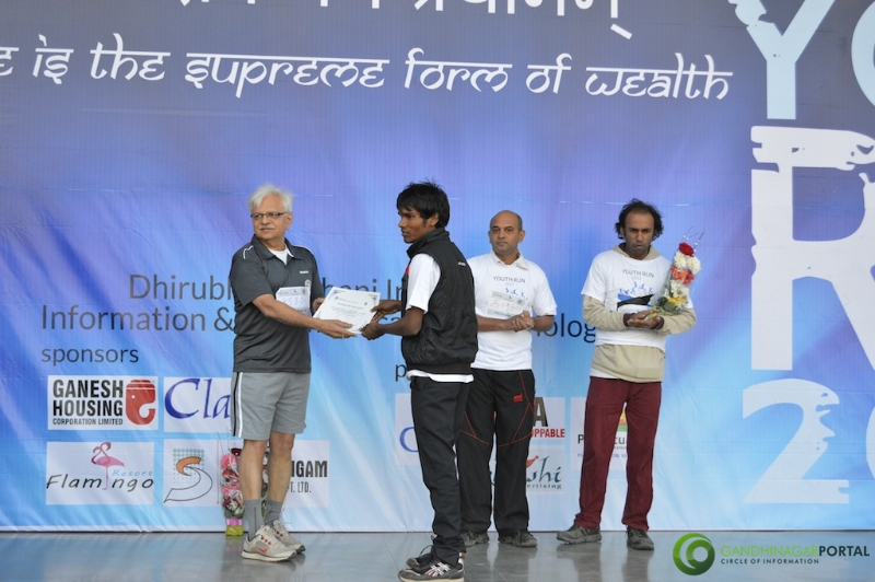 gandhinagar-daiict-youth-run-2013-54 Gandhinagar, Gujarat, India.