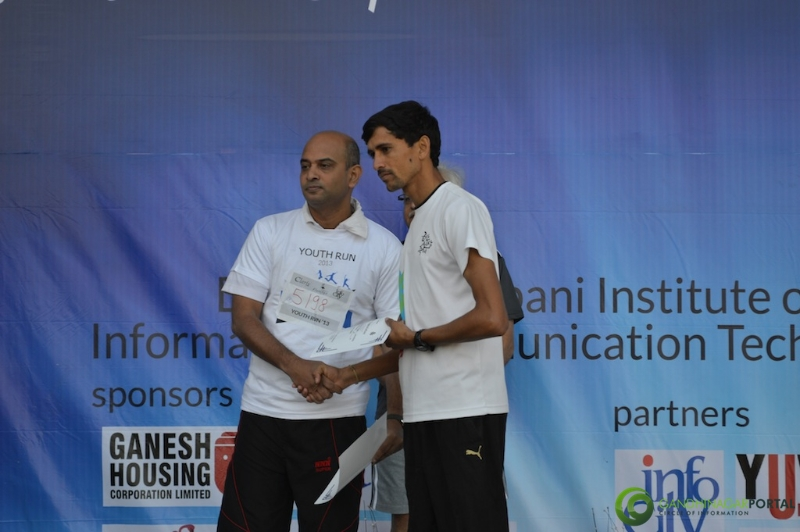 gandhinagar-daiict-youth-run-2013-56 Gandhinagar, Gujarat, India.
