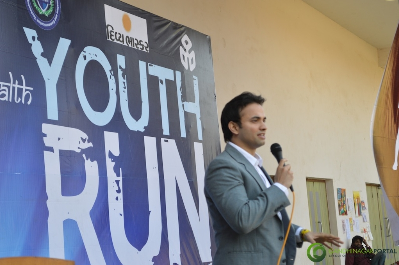 gandhinagar-daiict-youth-run-2013-68 Gandhinagar, Gujarat, India.