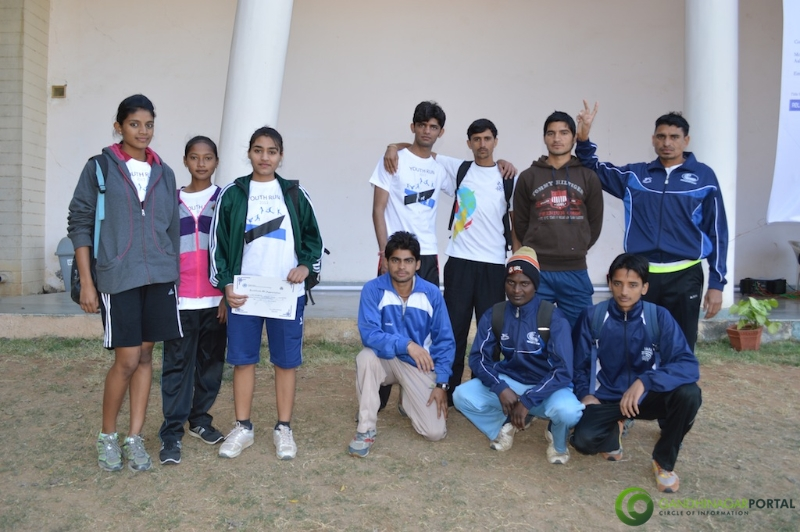 gandhinagar-daiict-youth-run-2013-69 Gandhinagar, Gujarat, India.