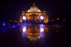 Akshardham Diwali Ligthing - Gandhinagar