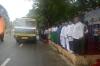 Gandhinagar 49th Birthday Celebration:- Road Sweeper Machine Lokarpan by Givernment of Gujarat.