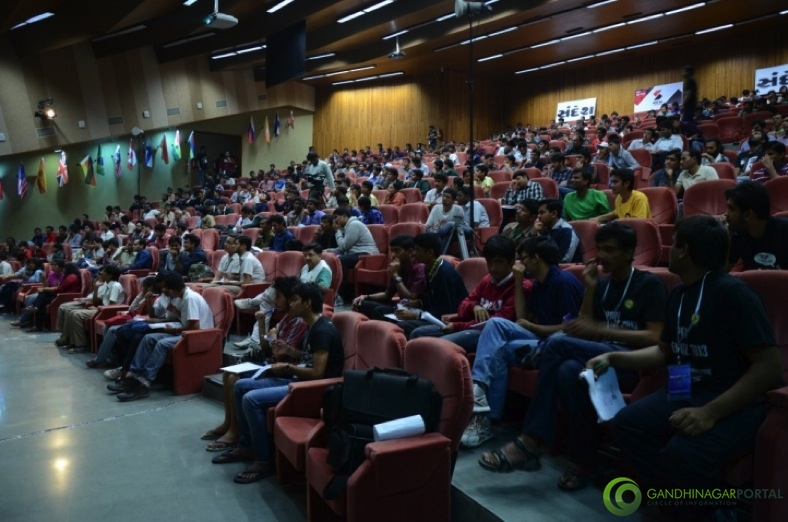 pdpu-open-quiz-day-2-gandhinagar1 Gandhinagar, Gujarat, India.