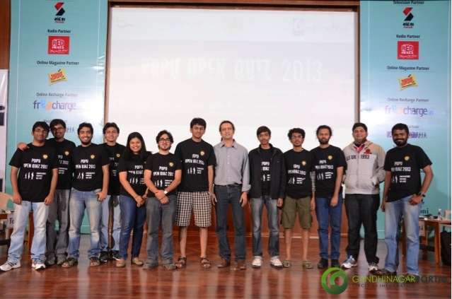 pdpu-open-quiz-day-2-gandhinagar5 Gandhinagar, Gujarat, India.