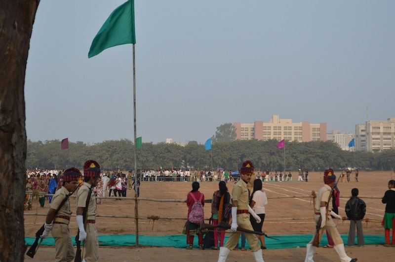 Republic Day - Gandhinagar Gandhinagar, Gujarat, India.