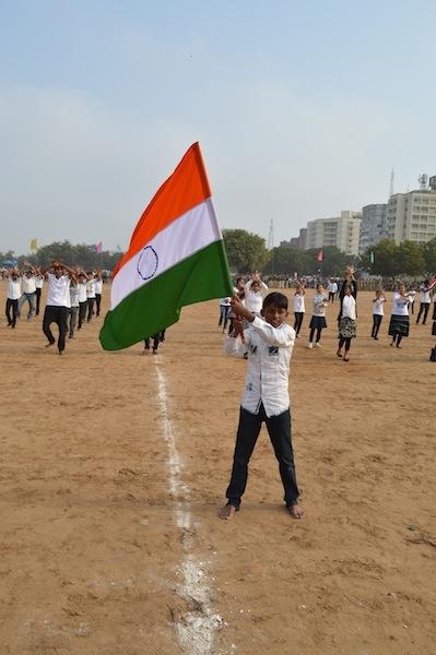 Republic Day - Gandhinagar Gandhinagar, Gujarat, India.