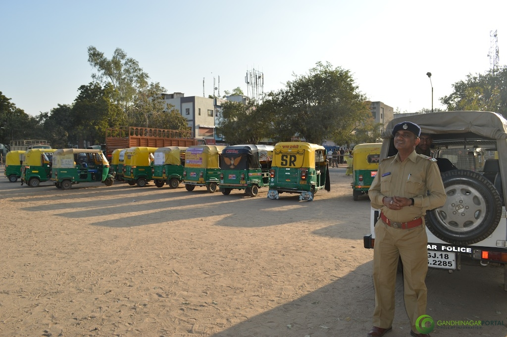 Road Safety Week - Gandhinagar Gandhinagar, Gujarat, India.