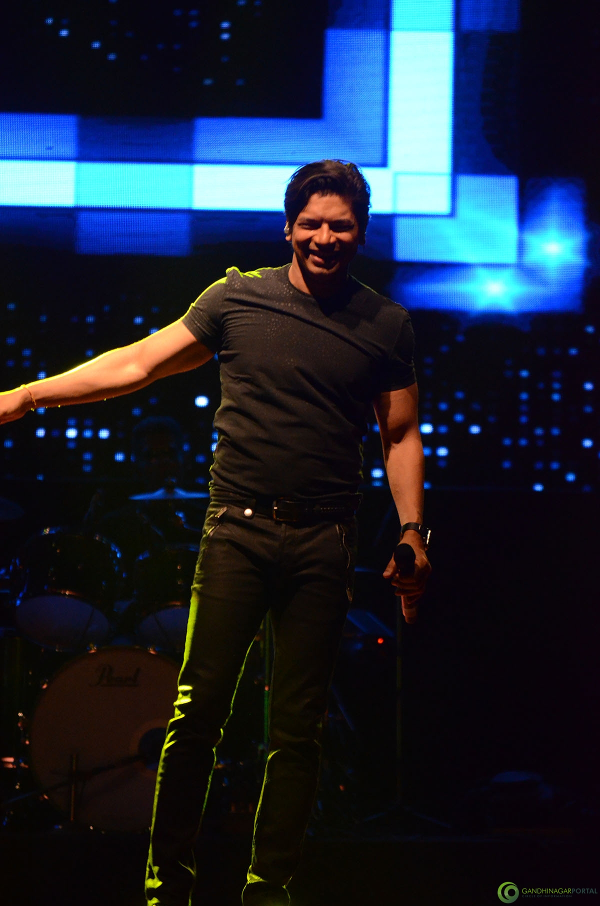 Shaan-performing-at-grishnmotsav-gandhinagar (3)