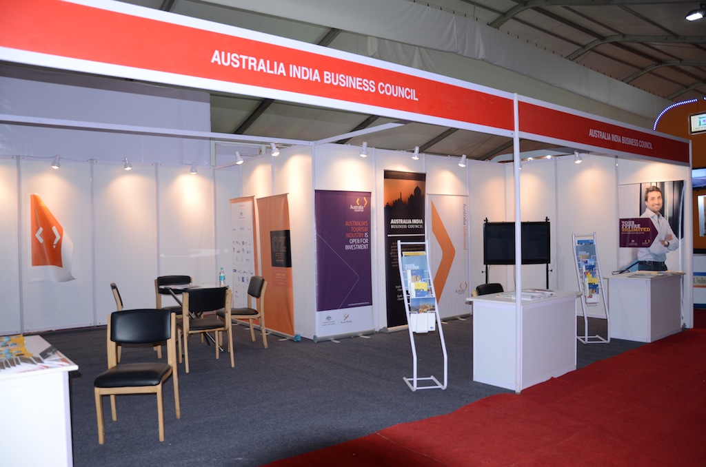 AIBC @ Vibrant Gujarat Global Trade Show Gandhinagar 2013, 8th January 2013@ Exhibition Ground Gandhinagar
