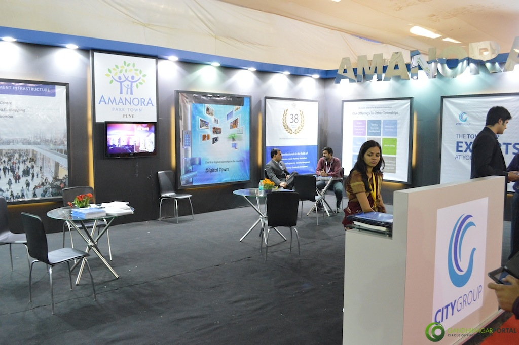 City Group @ Vibrant Gujarat Global Trade Show Gandhinagar 2013, 8th January 2013@ Exhibition Ground Gandhinagar