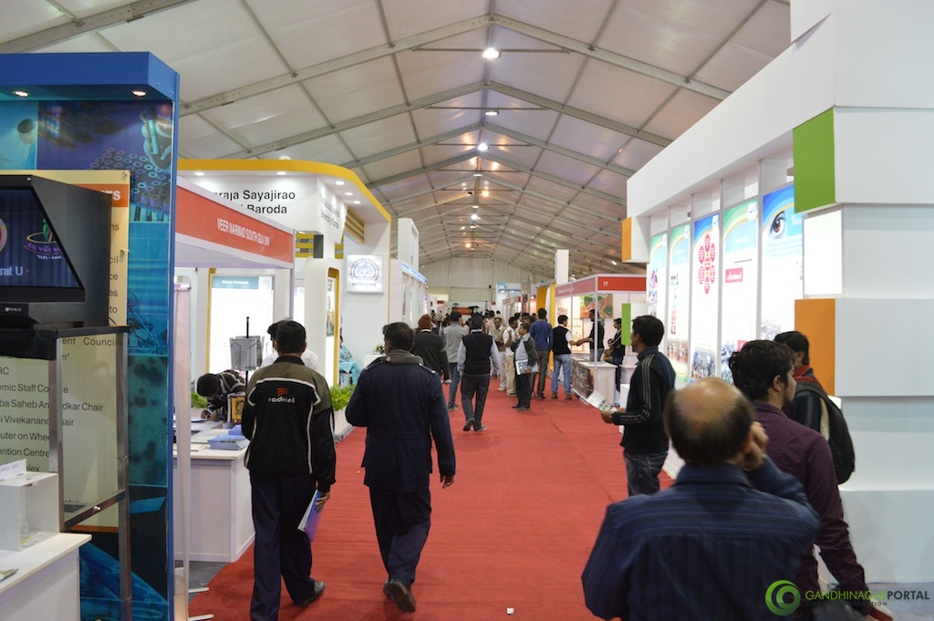 Vibrant Gujarat Global Trade Show Gandhinagar 2013, 8th January 2013@ Exhibition Ground Gandhinagar