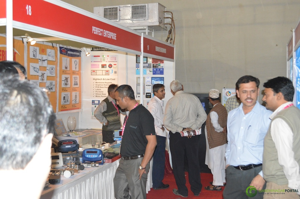 Vibrant Gujarat Global Trade Show Gandhinagar 2013, 8th January 2013@ Exhibition Ground Gandhinagar Gandhinagar, Gujarat, India.