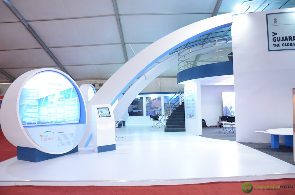 iNDEXTb @ Vibrant Gujarat Global Trade Show Gandhinagar 2013, 8th January 2013@ Exhibition Ground Gandhinagar